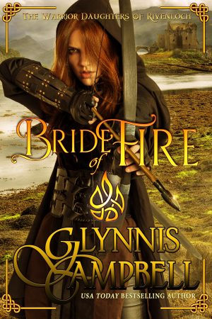 Cover for Bride of Fire