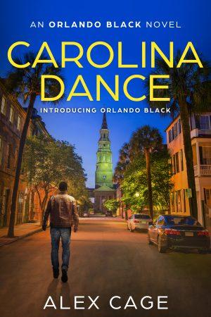 Cover for Carolina Dance