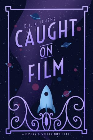 Cover for Caught on Film