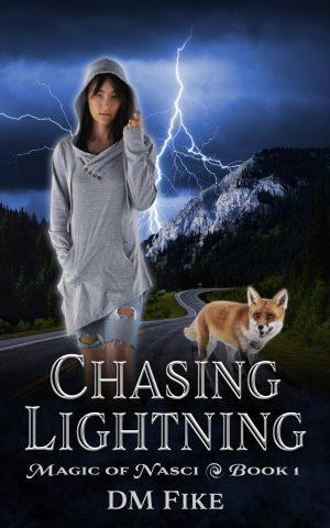 Cover for Chasing Lightning