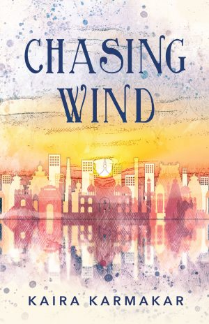 Cover for Chasing Wind