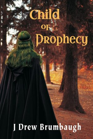 Cover for Child of Prophecy
