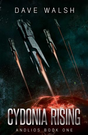 Cover for Cydonia Rising