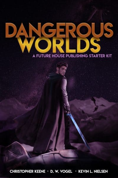 Cover for Dangerous Worlds