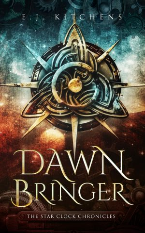 Cover for Dawn Bringer