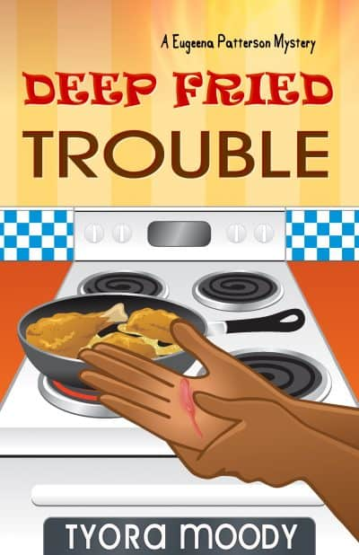 Cover for Deep Fried Trouble