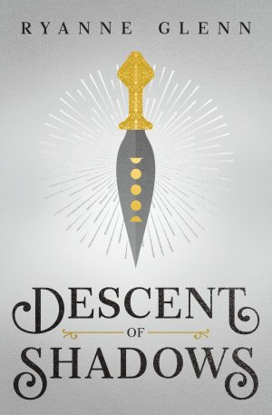 Cover for Descent of Shadows