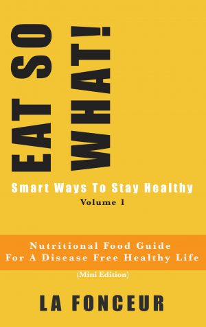 Cover for Eat So What!