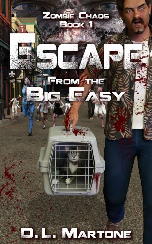 Cover for Escape from the Big Easy