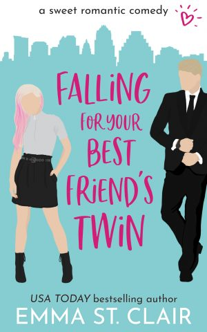 Cover for Falling for Your Best Friend's Twin