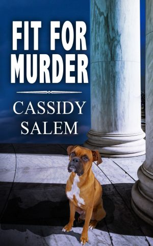 Cover for Fit for Murder