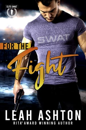 Cover for For the Fight