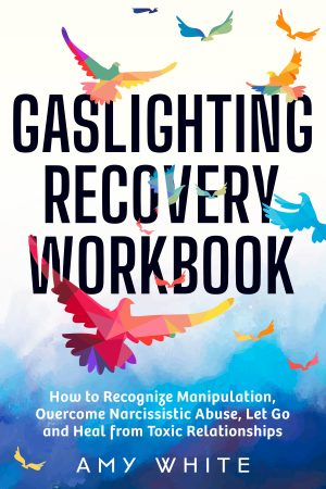 Cover for Gaslighting Recovery Workbook
