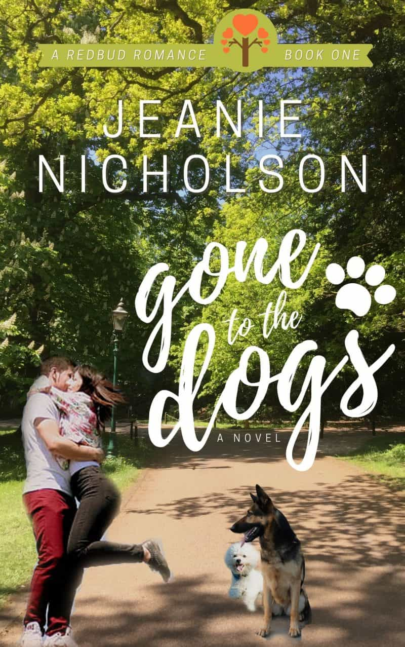Cover for Gone to the Dogs: A Redbud Romance