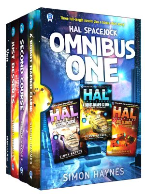 Cover for Hal Spacejock Omnibus One