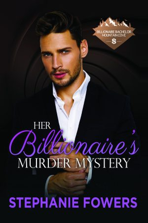 Cover for Her Billionaire's Murder Mystery