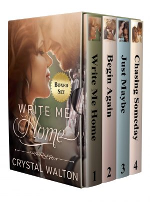 Cover for Home in You Series Boxed Set