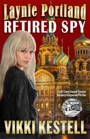 Cover for Laynie Portland, Retired Spy