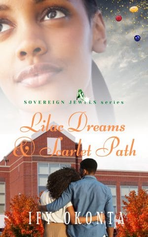 Cover for Lilac Dreams & Scarlet Path