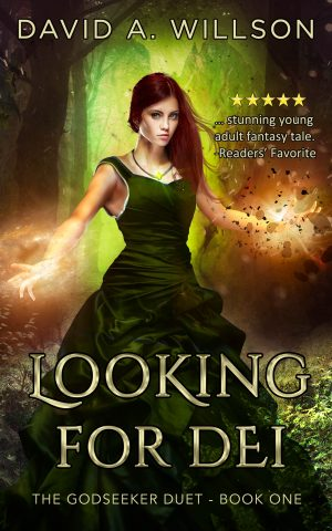 Cover for Looking for Dei