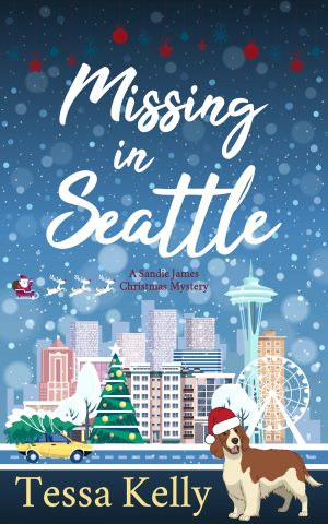 Cover for Missing in Seattle