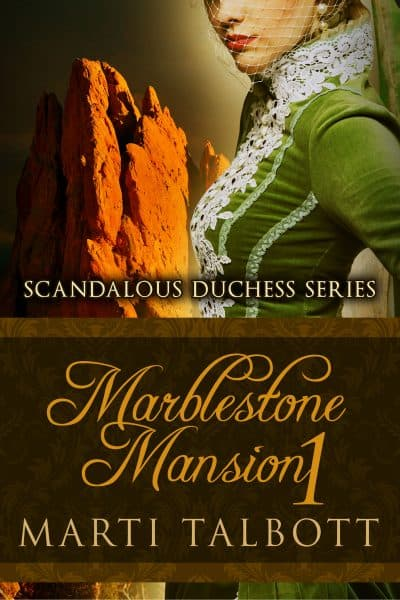 Cover for Marblestone Mansion