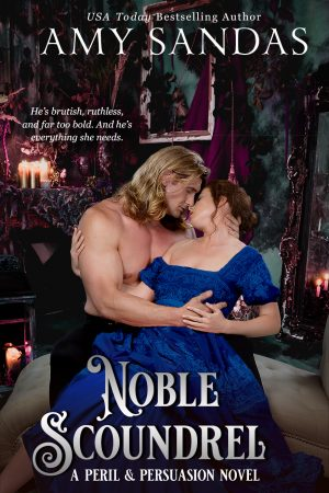 Cover for Noble Scoundrel