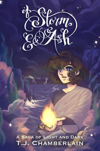 Cover for Of Storm and Ash