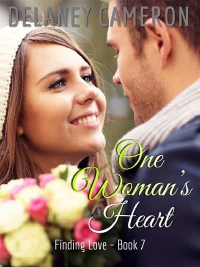 Cover for One Woman's Heart