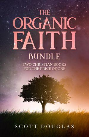Cover for Organic Faith