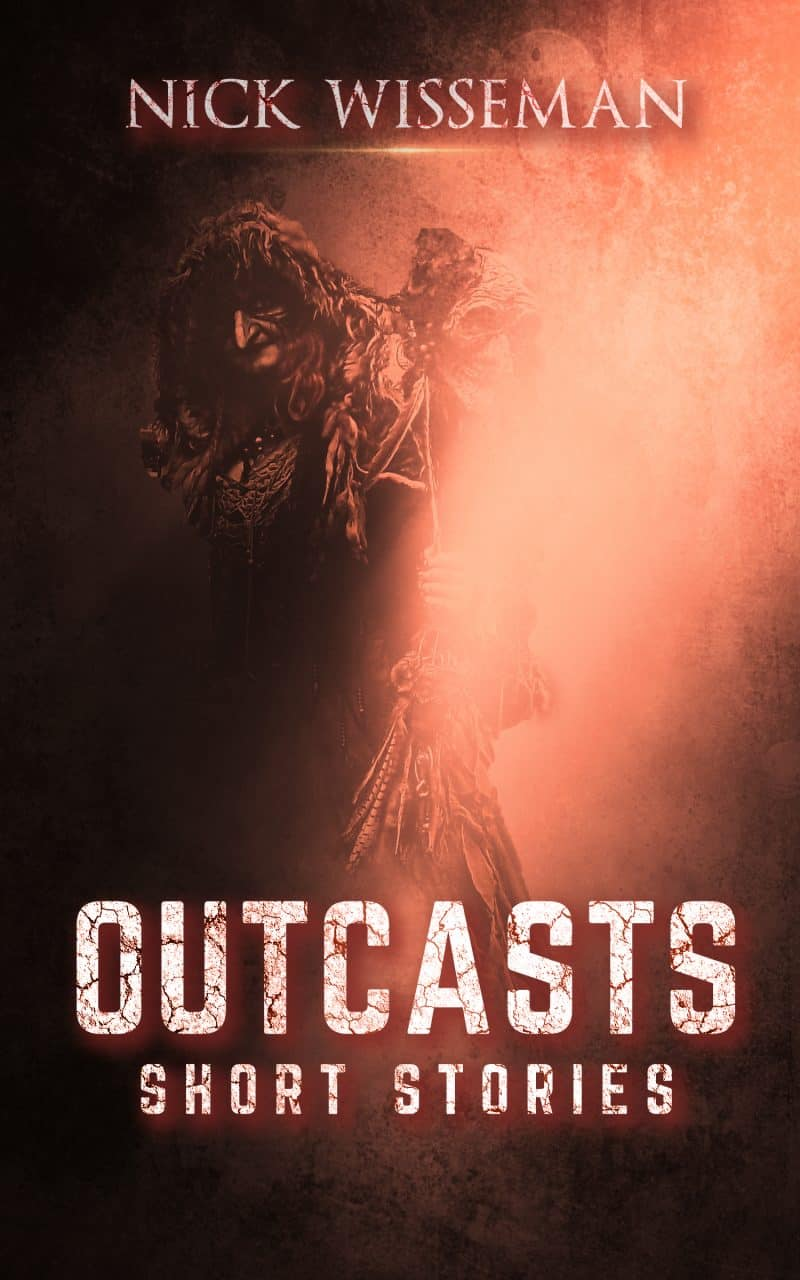 Cover for Outcasts: Short Stories