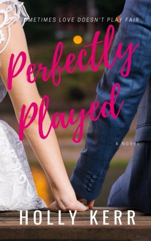 Cover for Perfectly Played