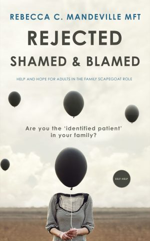 Cover for Rejected, Shamed, and Blamed