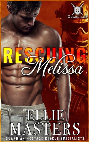 Cover for Rescuing Melissa