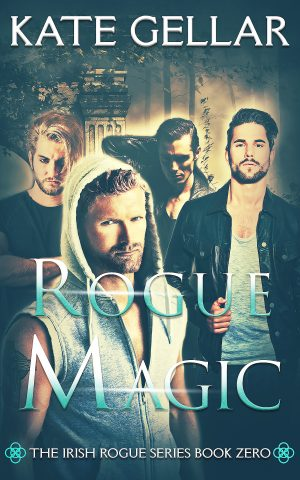 Cover for Rogue Magic