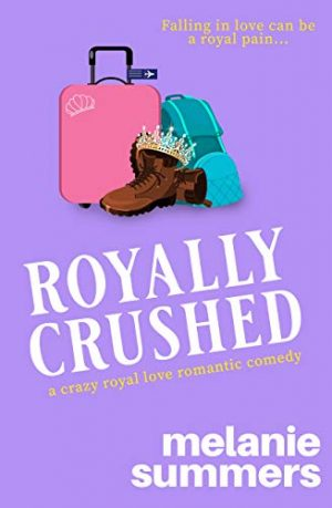 Cover for Royally Crushed