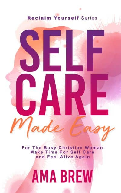 Cover for Self Care Made Easy