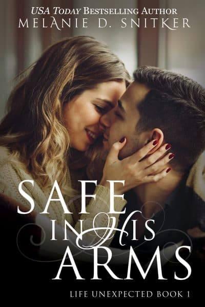 Cover for Safe in His Arms
