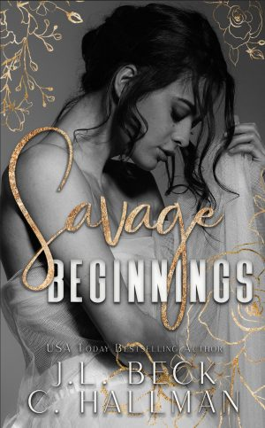 Cover for Savage Beginnings