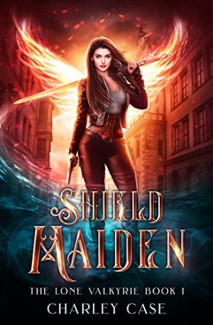 Cover for Shield Maiden
