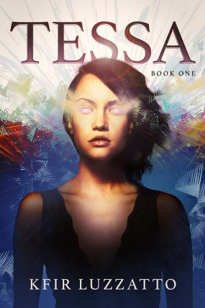 Cover for Tessa