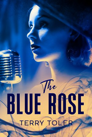 Cover for The Blue Rose