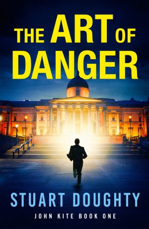 Cover for The Art of Danger (preview)