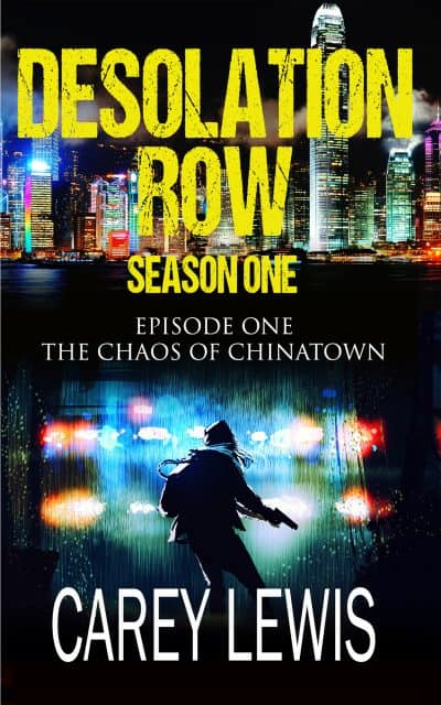 Cover for The Chaos of Chinatown