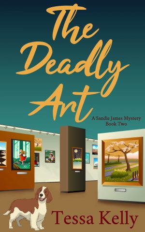 Cover for The Deadly Art