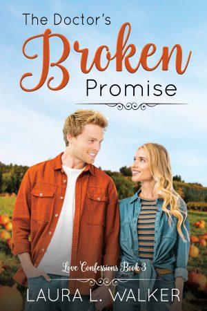 Cover for The Doctor's Broken Promise