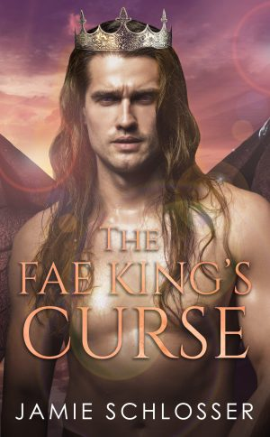 Cover for The Fae King's Curse