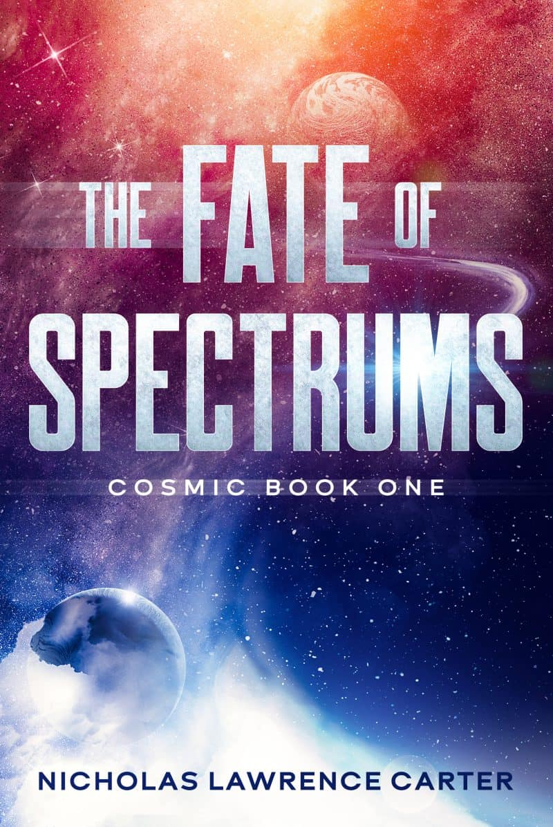 Cover for The Fate of Spectrums