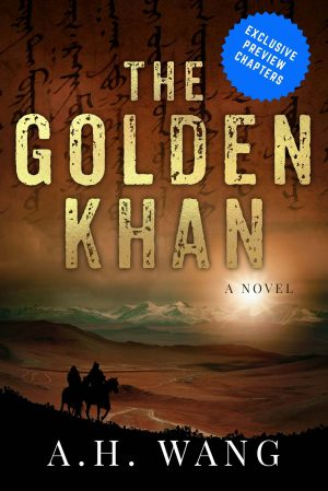 Cover for The Golden Khan