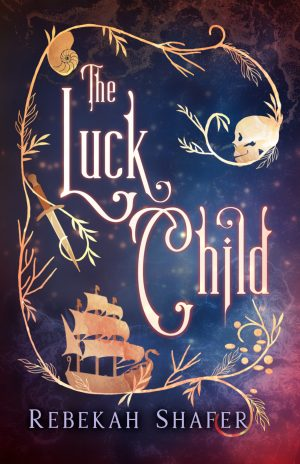 Cover for The Luck Child